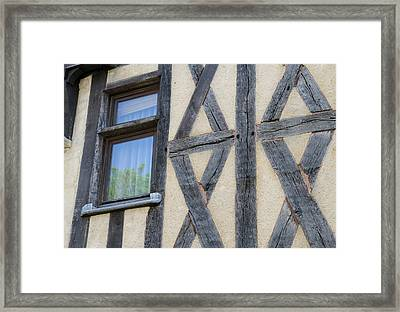 France, Burgundy, Nievre, Nevers Framed Print by Kevin Oke