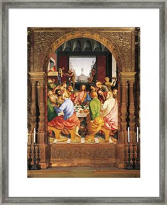 Italy, Lombardy, Milan, Santa Maria Framed Print by Everett