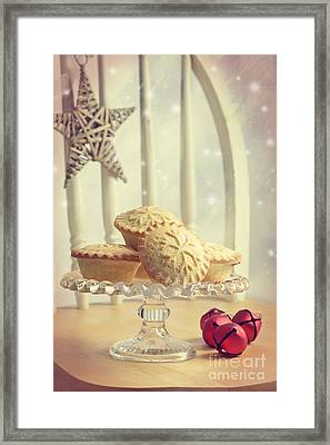 Mince Pies Framed Print by Amanda And Christopher Elwell