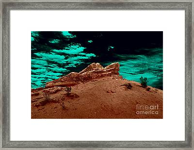 Stay With Me Framed Print by Julian Cook