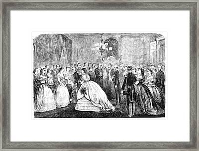 Ulysses S Framed Print by Granger