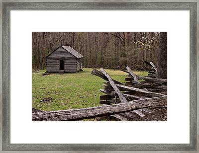Usa, Tennessee, Great Smoky Mountains Framed Print by Jaynes Gallery