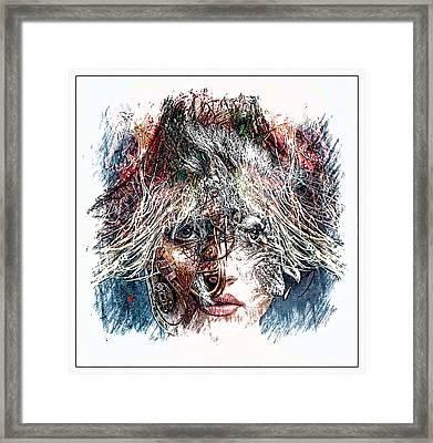 Untitled Framed Print by Adam Vance
