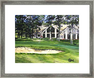 4th Andrew Hudson Memorial Golf Tournament Framed Print by Kevin F Heuman