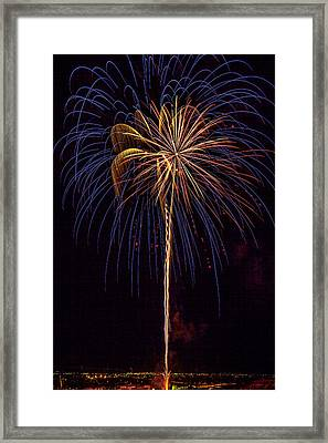 4th July #16 Framed Print by Diana Powell