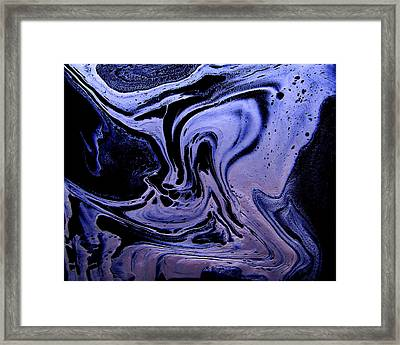 Abstract 23 Framed Print by J D Owen