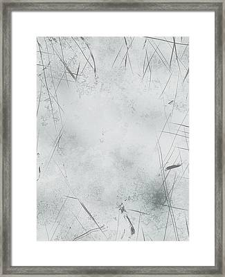 004 Abstract Framed Print by Mark Brooks