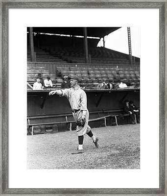 Everett Scott Framed Print by Retro Images Archive