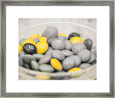 Melt In Your Mouth Framed Print by Andy Crawford