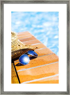 Summer Vacation Framed Print by Jorgo Photography - Wall Art Gallery