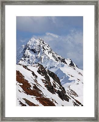 Winter In Tatra Mountains Framed Print by Karol Kozlowski