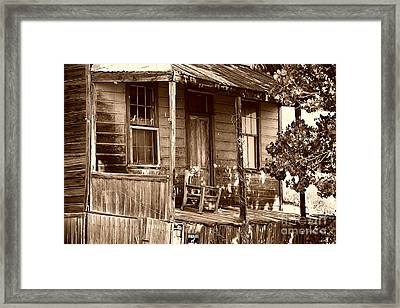 504 Framed Print by Cheryl Young