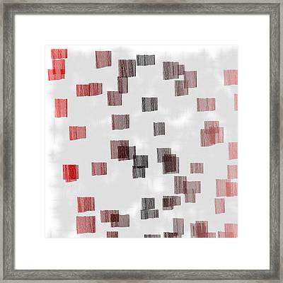 5040.14.5 Framed Print by Gareth Lewis