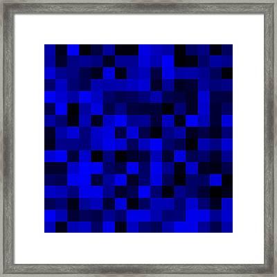 5120.4.50 Framed Print by Gareth Lewis