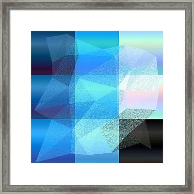 5120.6.35 Framed Print by Gareth Lewis
