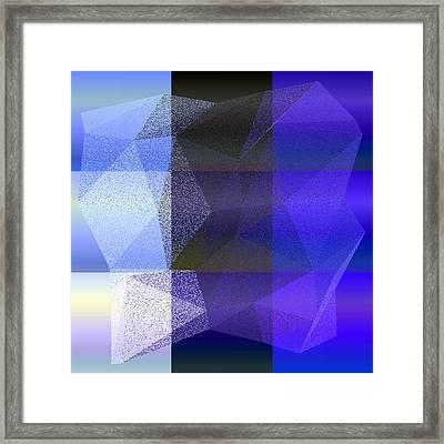 5120.6.40 Framed Print by Gareth Lewis