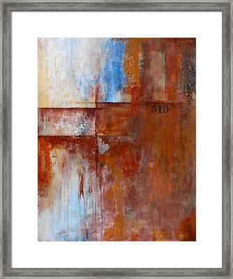 519 Framed Print by Buck Buchheister