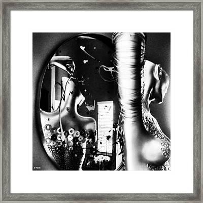 Untitled Framed Print by Barbara Ruano