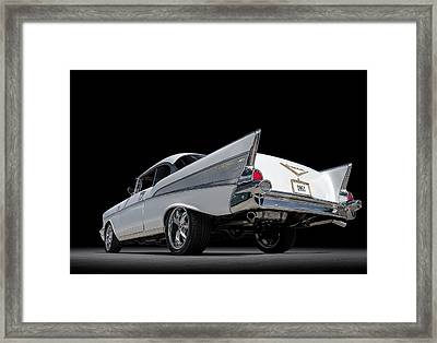 '57 Bel Air Framed Print by Douglas Pittman
