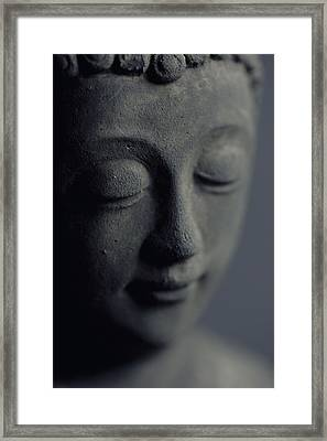 Buddha Framed Print by Falko Follert