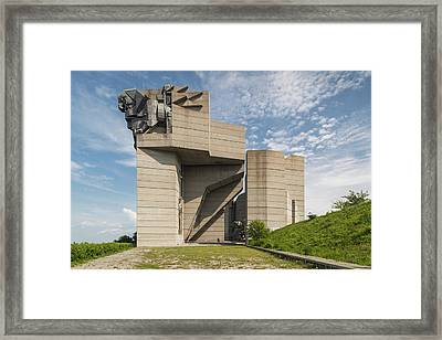 Bulgaria, Central Mountains, Shumen Framed Print by Walter Bibikow