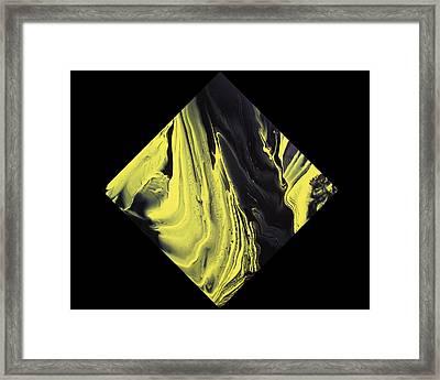 Diamond 211 Framed Print by J D Owen