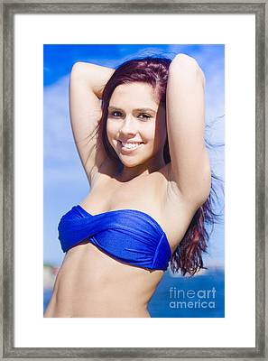Happiness Framed Print by Jorgo Photography - Wall Art Gallery