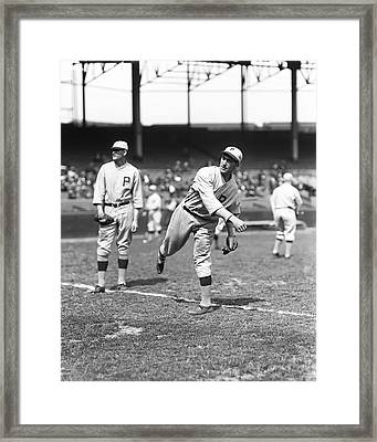 Russell G. Russ Wrightstone Framed Print by Retro Images Archive
