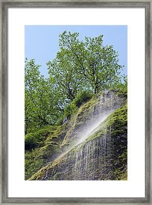 Usa, Oregon, Columbia River Gorge Framed Print by Jaynes Gallery
