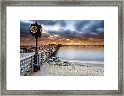 602 Am Framed Print by Edward Kreis