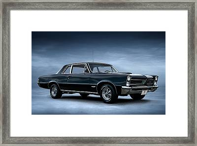 '65 Gto Framed Print by Douglas Pittman