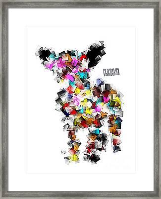 Chihuahua  Framed Print by Bri B