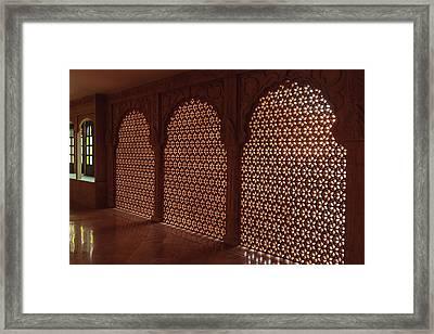 India, Rajasthan, Jaisalmer Framed Print by Alida Latham