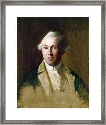 Joseph Warren (1741-1775) Framed Print by Granger