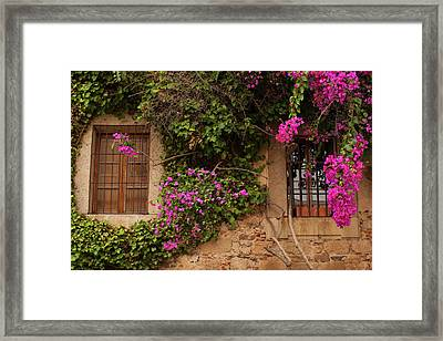 Spain, Extremadura Region, Caceres Framed Print by Walter Bibikow