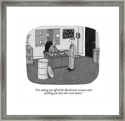 Untitled Framed Print by J.C.  Duffy