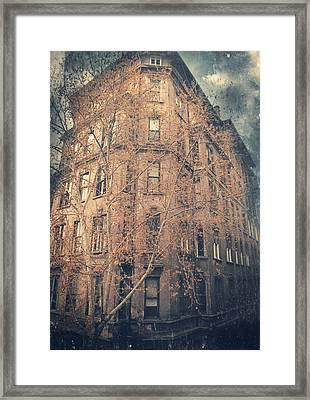 7th Floor Framed Print by Taylan Apukovska