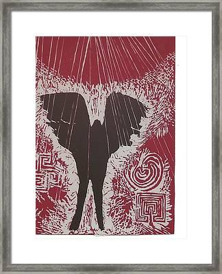 7.the Sun Framed Print by Mollie Townsend