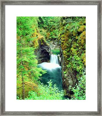 Canada, British Columbia Framed Print by Jaynes Gallery