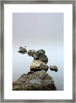 Loch Lomond Framed Print by Grant Glendinning