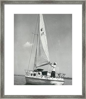 Fernandel In Don Camillo Framed Print by Retro Images Archive