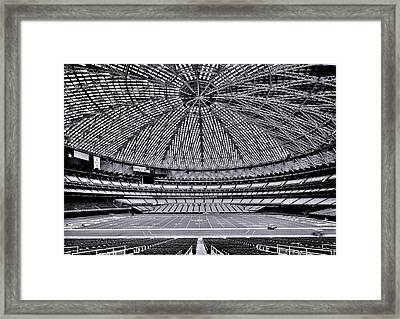 8th Wonder Framed Print by Benjamin Yeager