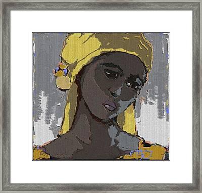 Dzhalma Framed Print by Pemaro