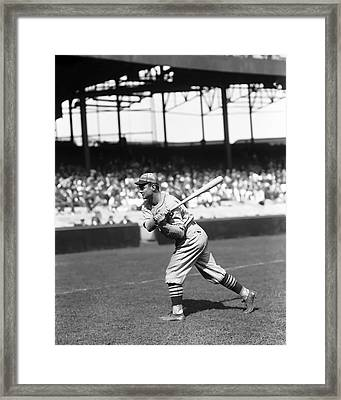 James Jimmie Wilson Framed Print by Retro Images Archive