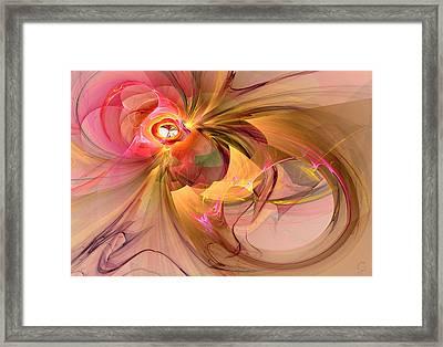 914 Framed Print by Lar Matre