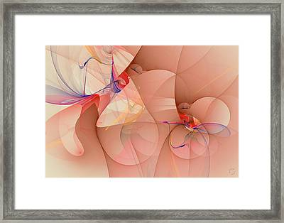 920 Framed Print by Lar Matre