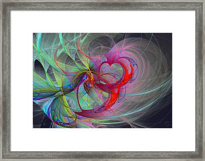922 Framed Print by Lar Matre