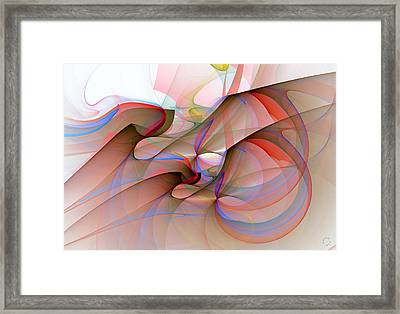 950 Framed Print by Lar Matre