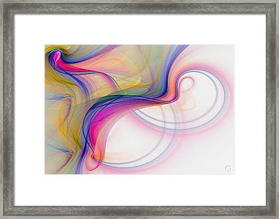 957 Framed Print by Lar Matre