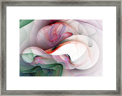 974 Framed Print by Lar Matre